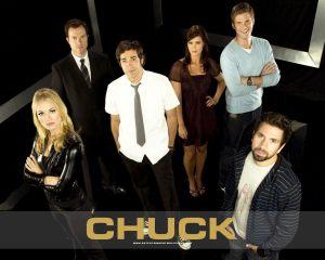 Chuck TV Poster