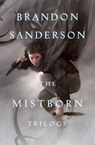Mistborn Trilogy Brandon Sanderson