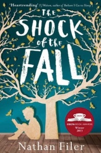 The Shock of the Fall cover Nathan Filer